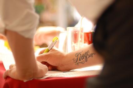 Autographe